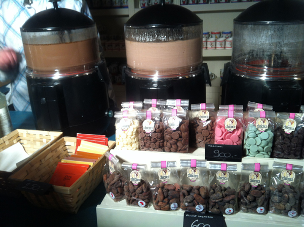 Chococo Csokoládérium