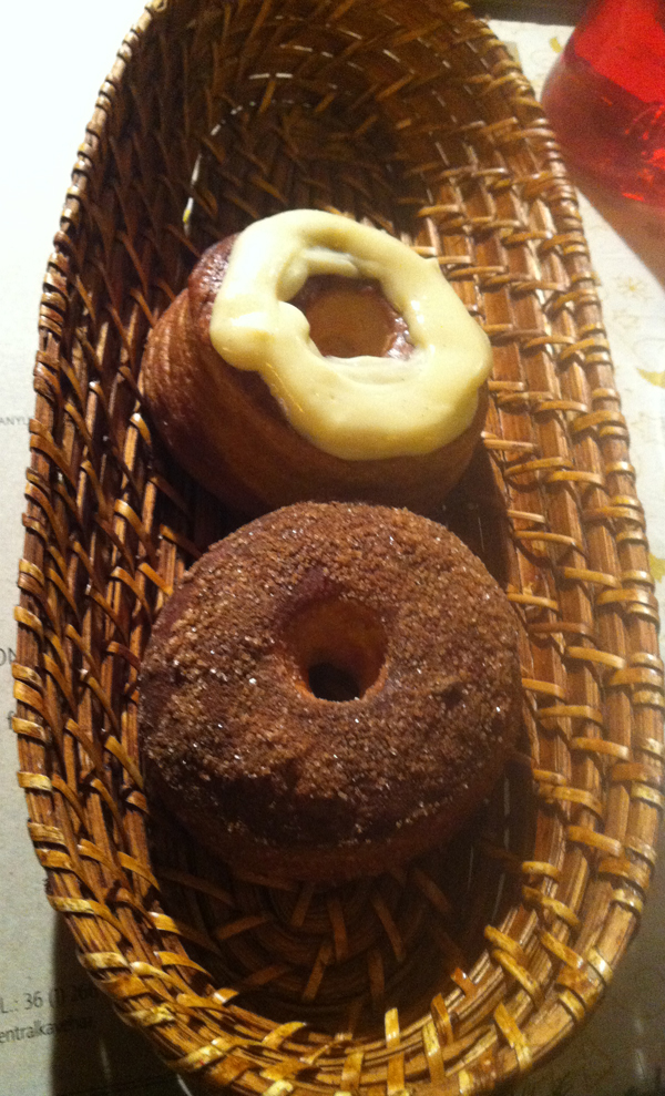 Cronut a Centrál Kávéházból
